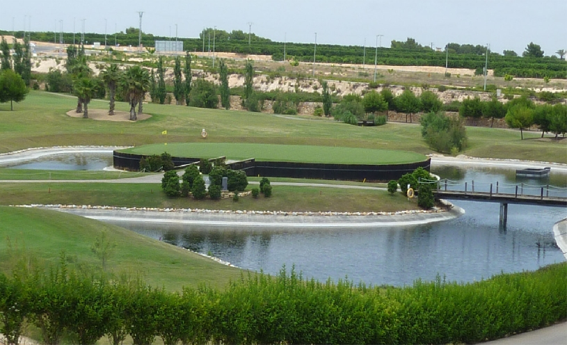 Spanien Murcia Golfvilla Campoamor - 10