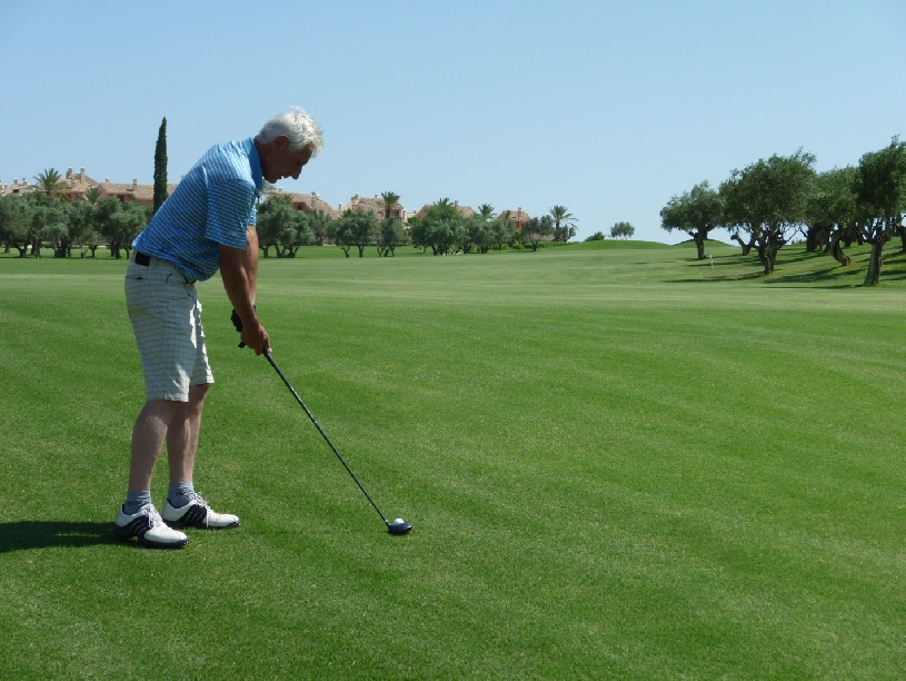 Spanien Murcia Golfvilla Campoamor - 12