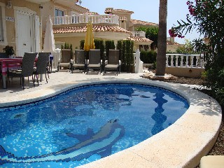 Spanien Murcia Golfvilla Campoamor 10