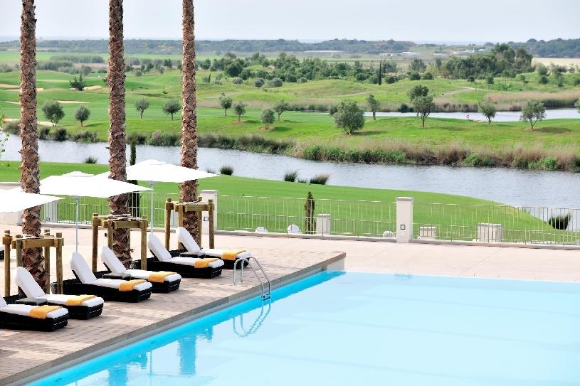 Portugal Algarve Vilamoura  Golfappartement Residence 3 SZ - 01