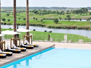 Portugal Algarve Vilamoura  Golfappartement Residence 3 SZ