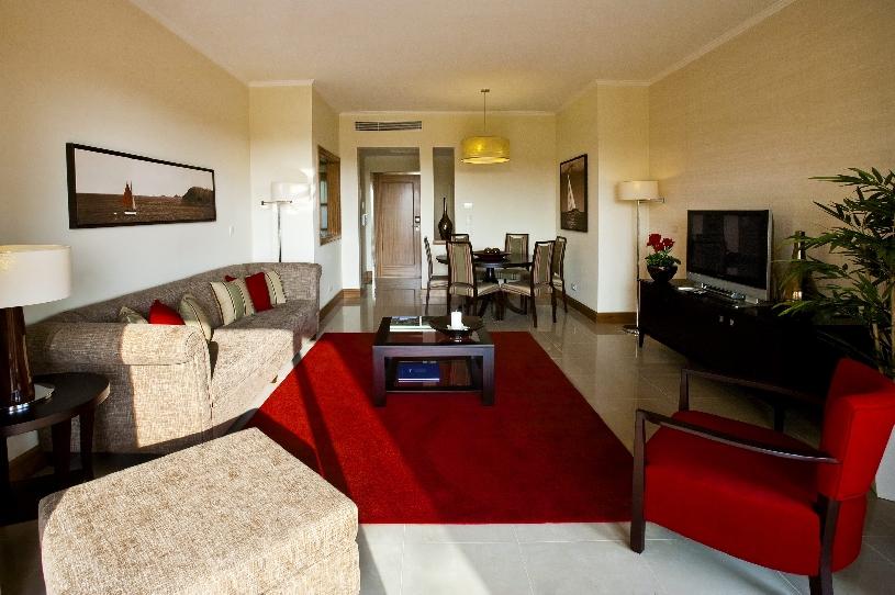 Portugal Algarve Vilamoura  Golfappartement Residence 3 SZ - 02
