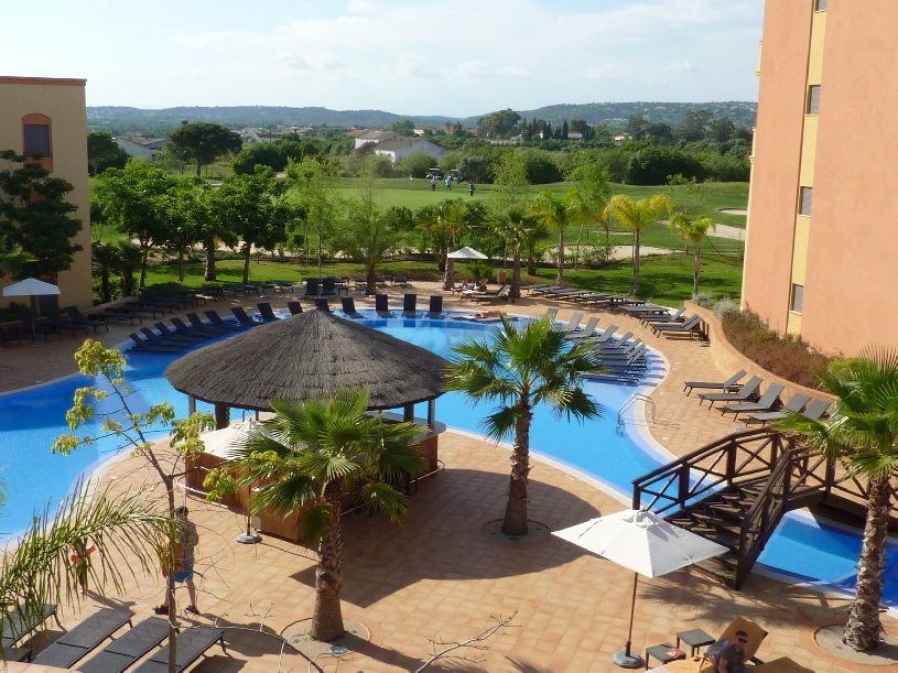 Portugal Algarve Vilamoura  Golfappartement Residence 3 SZ - 09