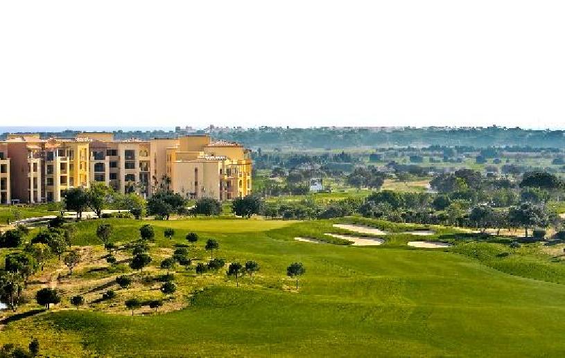 Portugal Algarve Vilamoura  Golfappartement Residence 3 SZ - 10