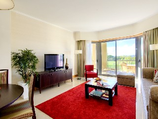 Portugal Algarve Vilamoura  Golfappartement Residence 2 SZ