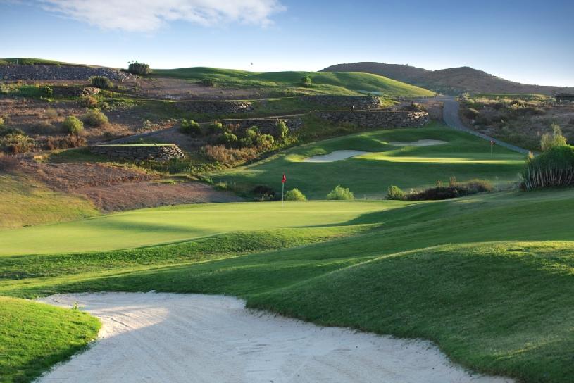 Gran canaria golf villa salobre 4 in gran canaria spanien for Villas salobre golf