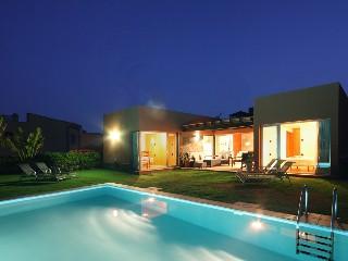 Gran Canaria Villa Salobre Par 4  Acht