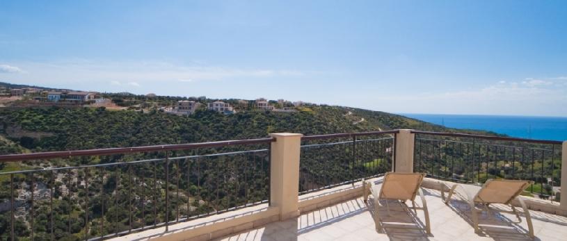 Zypern Aphrodite Hills Adonis Village Appartement - 01