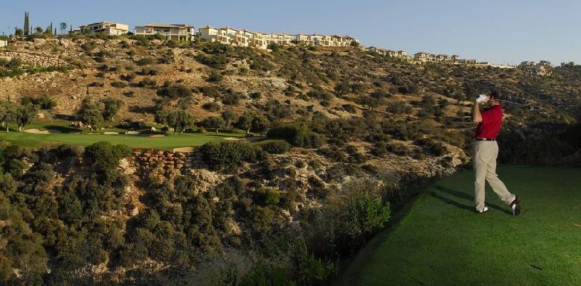 Zypern Aphrodite Hills Adonis Village Appartement - 13