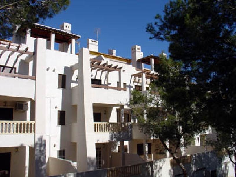 Las Ramblas Appartement Murcia - 01