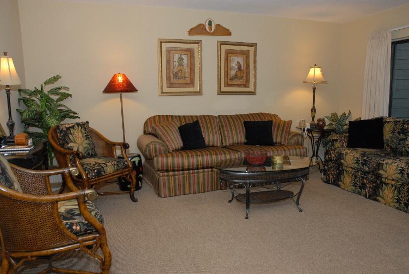 South Carolina Hilton Head Island Seapines Heritage Villa - 04
